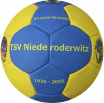 Rubber handball TSV