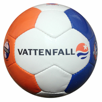 Soccer ball 30 panel classic design