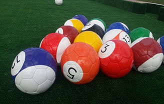 Billiard Footballs in size 4+3