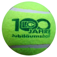 Tennis ball 100 years open