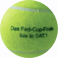 Tennis ball Fed Cup