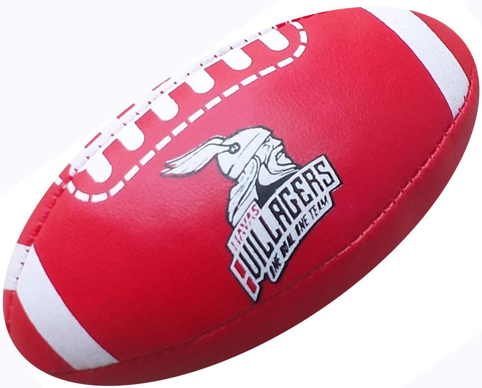 American Football Foam Ball Zoom